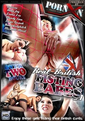 Real British Fisting Babe