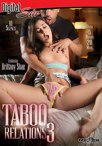 Description Taboo Relations -third issue