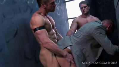 Description MenAtPlay - Tomas Brand, Logan Rogue, Jake Bolton and Pau Casserras