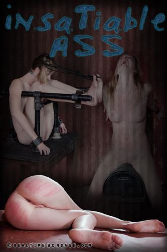 Insatiable Ass Part 3 ,Ashley Lane