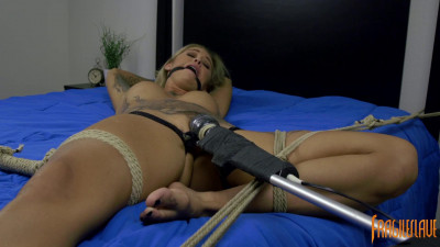 Cool Gold Full Vip Wonderfull Unreal Collection Of Fragile Slave. Part 1.
