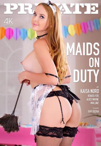 Description Maids on Duty(2019)