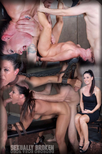 India Summer's Recorded Live feed from May: Brutal bondage, fucking and deepthroating! - india, big, download, video