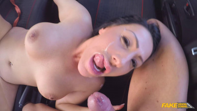 Candi Kayne – Naughty Student Late for Her Exam (2017)