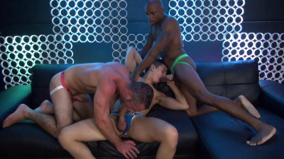Raw Fuck Club — Threeway Breed — Osiris Blade, Beau Taylor and Jordan Belford 720p