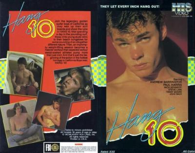 Hang 10 (1986) — Andrew Barrington, Paul Harris, Rick Kennedy