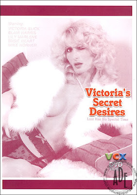 Description Victoria's Secret Desires (1983) - Victoria Slick, Lili Marlene, Susan Hart