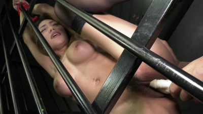 JailHouse To Beautiful Big Tits Girl