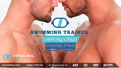 Virtual Real Gay — Swimming Trainer (Android/iPhone)