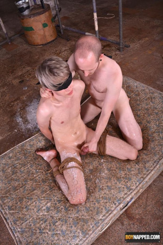 BNapped - Sky Heet & Sean Taylor - New Teen Boy Used By A Pro - Part 3