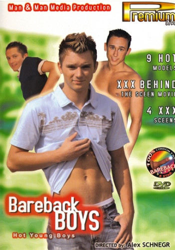 Bareback Boys Hot Young Boys - Alexander Manchini, Lucky Taylor