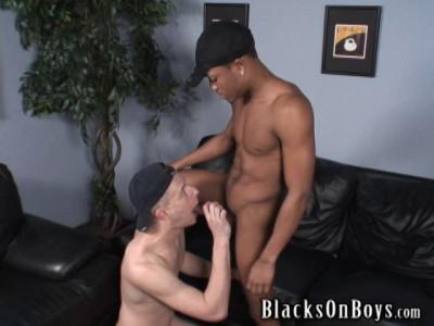 Blacks On Boys Love Anal Boys vol. 93