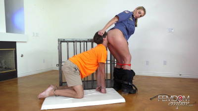 Description Officer Jane - Smothering Reform