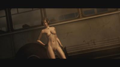 Ada Wong Nude RE6 Ada Cutscenes Nude