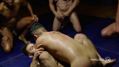 Naked Wrestling