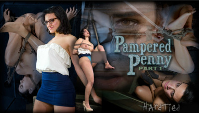Hardtied – Mar 19, 2014 – Pampered Penny Part 1 – Penny Barber