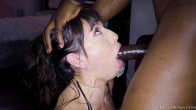 Judy Jolie Has A Wild Wet Dream About Getting Fucked In A Car FullHD 1080p