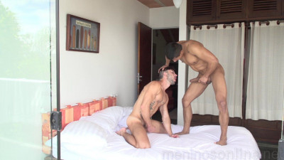 Meninos Online — Rodrigo & Andy Star