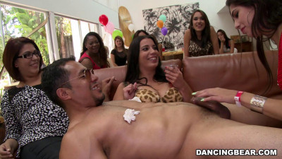 Surprise Cock Party For Horny Ladies!