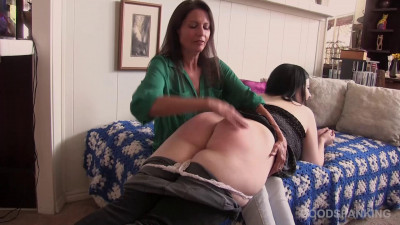 GoodSpanking - Chelsea, Vanessa Sloane - Afraid to be Spanked
