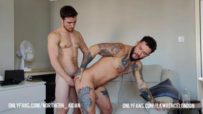 Aidan Ward and Lawrence London