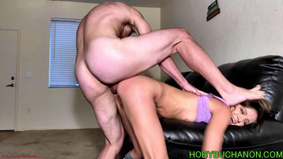 Avery Moon Rough Throating, Fucked and Creampied By A Savage — Full HD 1080p