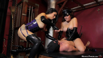 Mistress Tangent - In For It Part 2