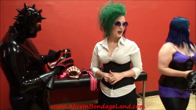 Casting Couch Rubber Interview Denali and ModeNarr