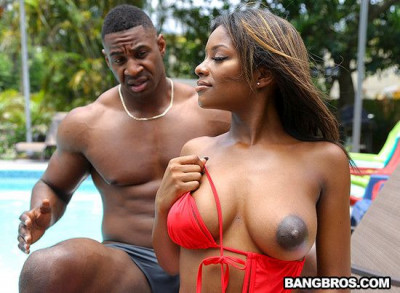 Lola Chanel – Ebony Lola Gets Stepbro Dick FullHD 1080p