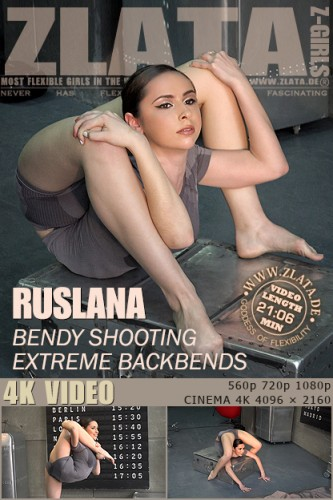 Zlata - Jan 12, 2017 - Bendy Shooting - Extreme Backbends_