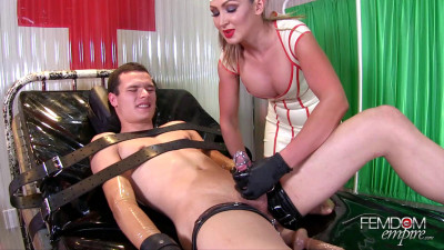 Anal Milking Therapy Sessions