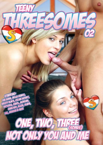 Teeny Threesomes vol 2 (2016)