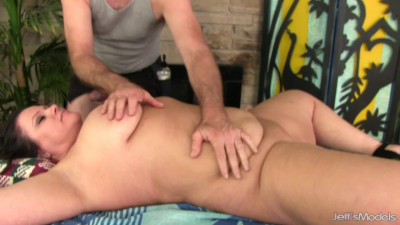 Crystal Valentine - Chubby Rub Down