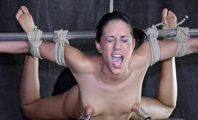 Category 5 Skull Fucking - Lyla Storm (new, domination, bdsm, spa)