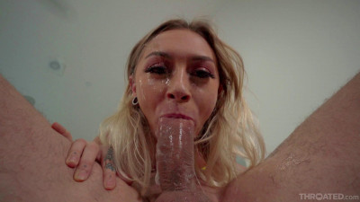 Chloe Temple -Bounced Her Butt On The Thick Black Cock