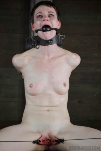 Submissive Masochist Hazel Hypnotic Is No Stranger To Our Sadistic Ways