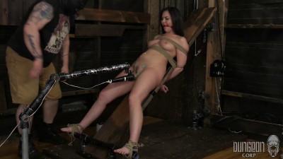 Brittany Shae pushing Brittany