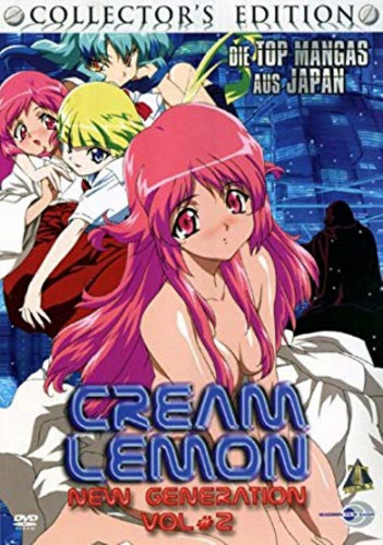 Cream Lemon New Generation Ep.2