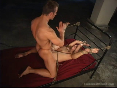 Description Fucked and Bound part 1