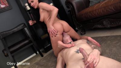 Fucks Bi Cuckold Training - Obey Melanie - Full HD 1080p