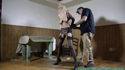 Amanda Foxx Visits Eric's Restaurant – Part 2