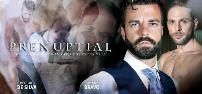 Aitor Bravo and Hector De Silva - Prenuptial