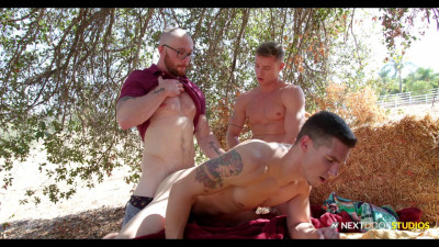 Thankful Stuffing (Markie More, Spencer Laval, Justin Matthews) 720p