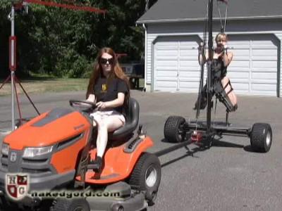 Adrianna Nicole - Fucking Utility Vehicle