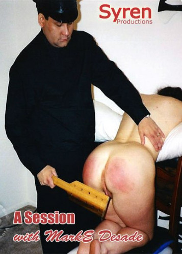 A Session With MarkE Desade (male, master, punishment).