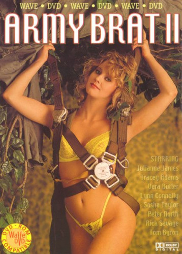 Army Brat Vol. 2 (1989) - Julianne James, Tracey Adams, Vera Butler