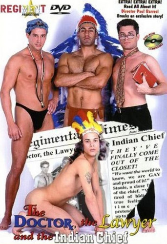 Description The Doctor, The Lawyer And The Indian Chief