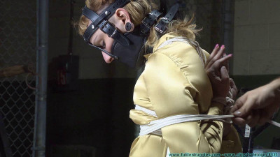 Description Huge Gags, Drool, and a Reverse Prayer Hogtie for Moxie - Scene 2 - HD 720p
