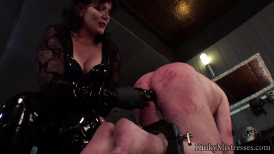 Punished from lady eviana