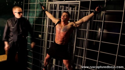 Bodybuilder Vasily in Jail - Part II